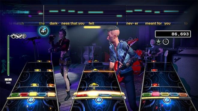 Картинки по запросу Rock Band 4