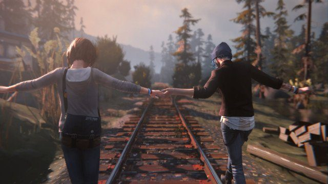Autumn, Life Is Strange 2 Max and Chloe