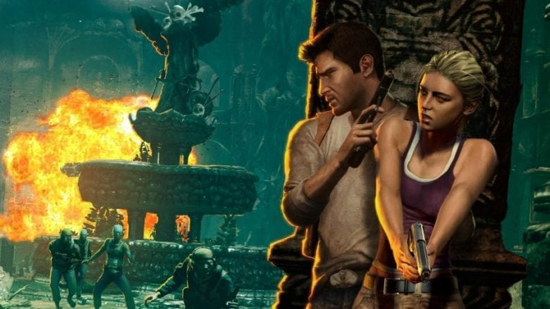 Best Uncharted Games Drake's Fortune