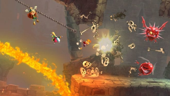Rayman Origins/Legends