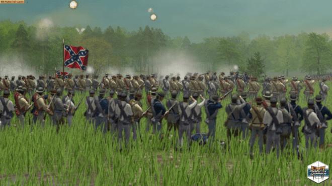 SCOURGE OF WAR: CHANCELLORSVILLE