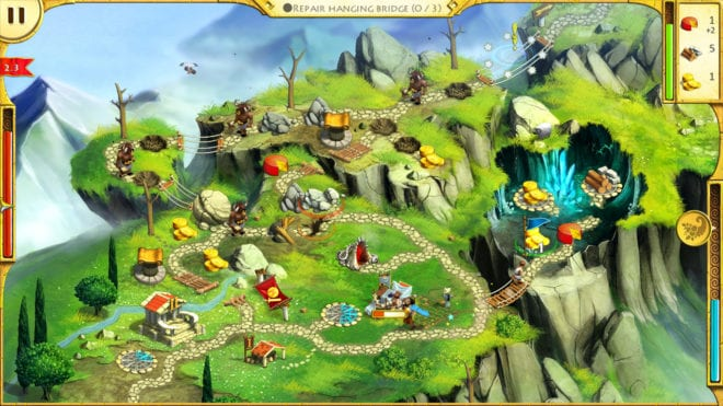 Игры серии 12 Labours of Hercules