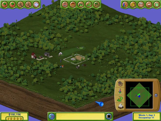 Картинки по запросу Golf Resort Tycoon II