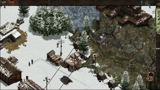 Игры серии Commandos