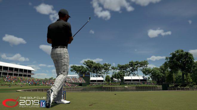 The Golf Club 2019 featuring PGA TOUR
