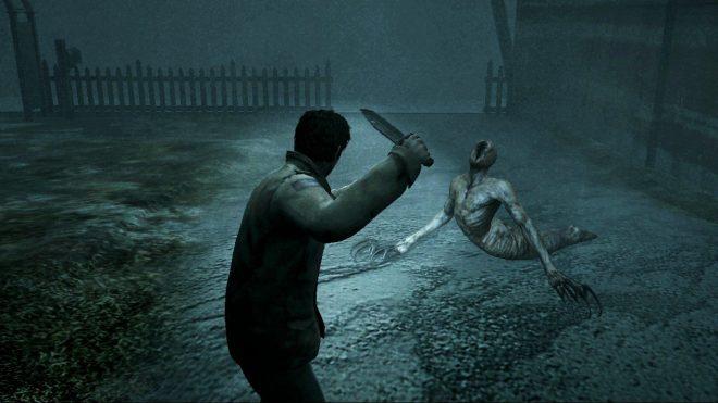 Серия Silent Hill