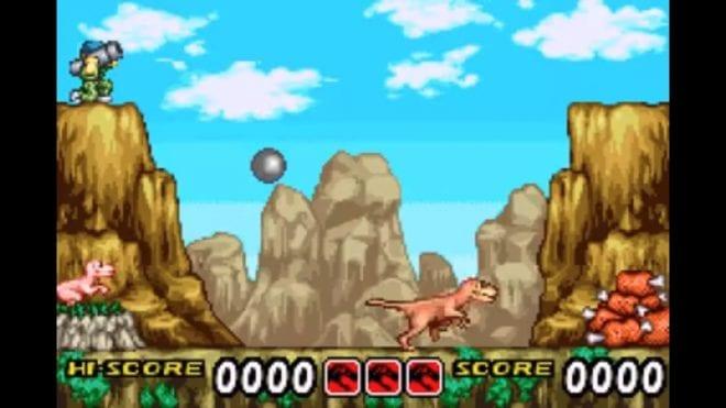 Jurassic Park Institute Tour: Dino Rescue