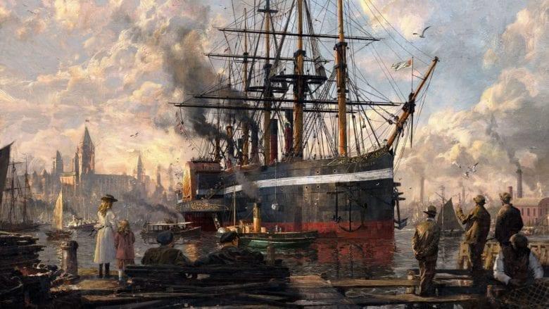 Небоскребы в трейлере третьего сезонного пропуска Anno 1800
