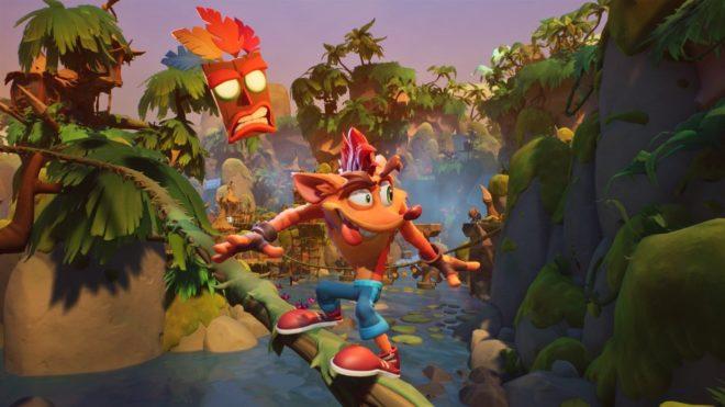 Crash Bandicoot 4: It's About Time (2020)
