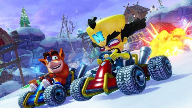 Crash Team Racing Nitro-Fueled (2019)