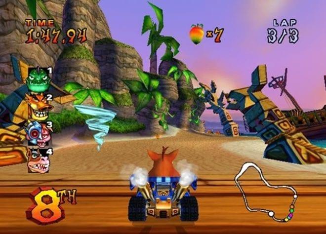 Crash Nitro Kart (2003)