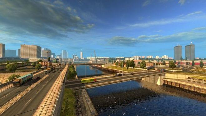 Игры серии Truck Simulator