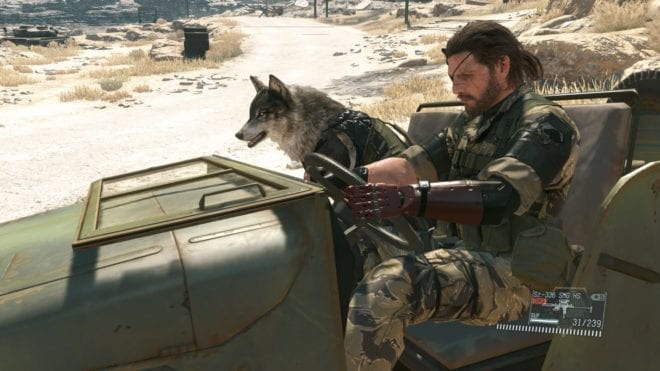Серия Metal Gear Solid