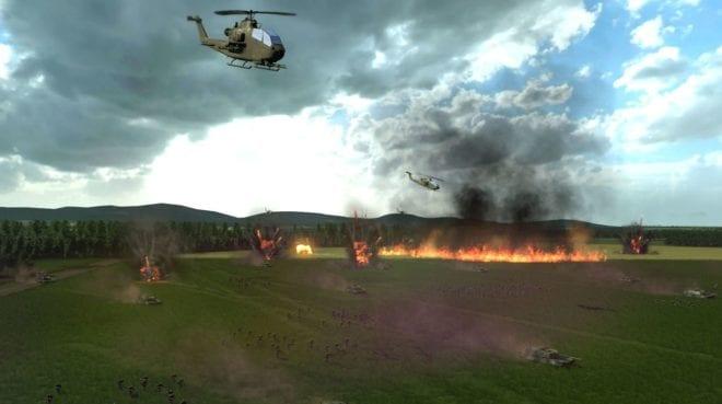 Игры серии Wargame