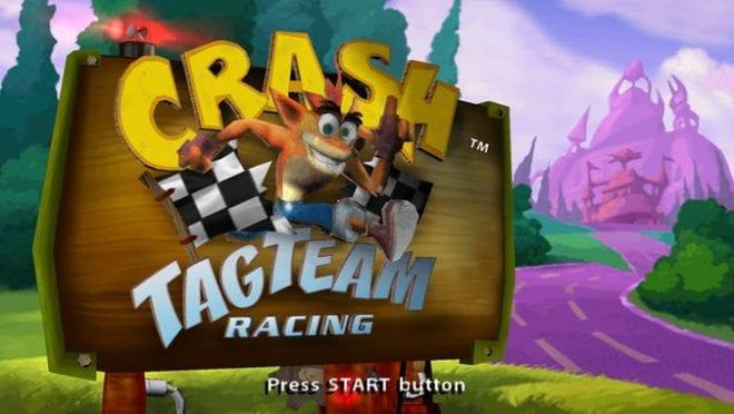 Crash Tag Team Racing (2005)
