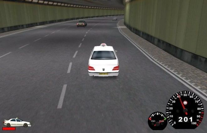 Taxi 3 - The Game