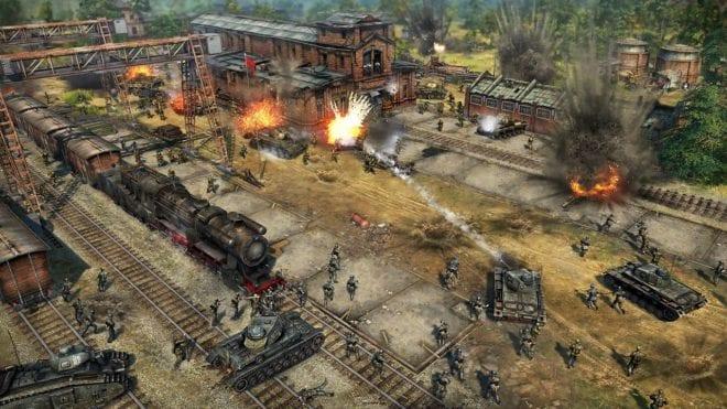 Игры серии Blitzkrieg