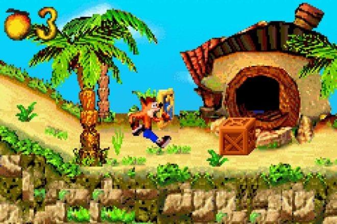 Crash Bandicoot 2: N-Tranced (2004)