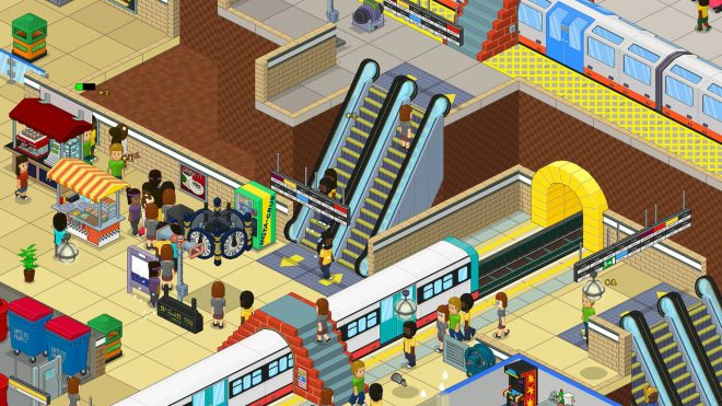 Overcrows: A Commute 'Em Up