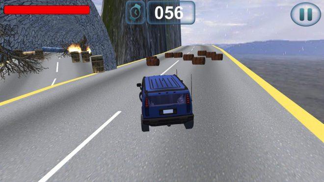 Mountain Taxi Driver