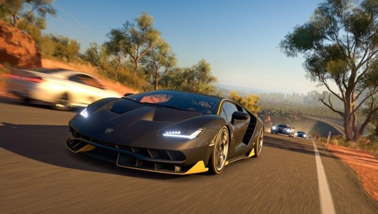 Серия игр Forza Horizon