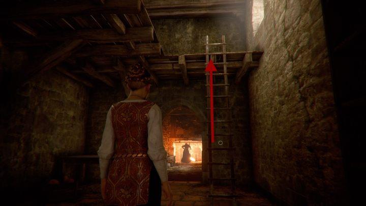 Вторая особенность, расположенная на этом этапе, находится на этаже дома - Особенности Секреты в игре Чумная история невинности - Чумная история невинности - Руководство по игре и прохождение игры
