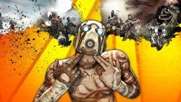 Серия игр Borderlands