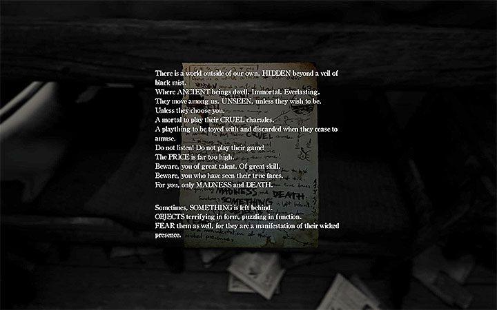 1 - Layers of Fear 2 - poradnik do gry