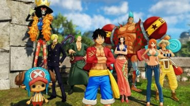 Лучшие игры серии One Piece