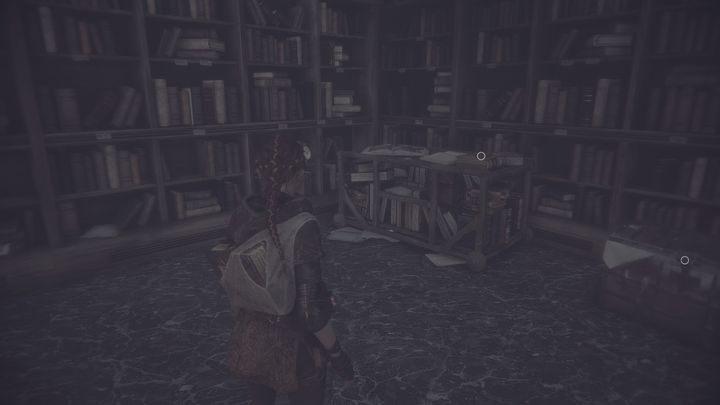 Последний подарок, который вы найдете во время игры, - Каламус - Подарки Секреты в игре Чумная история невинности - Чумная история невинности - Руководство по игре и прохождение игры