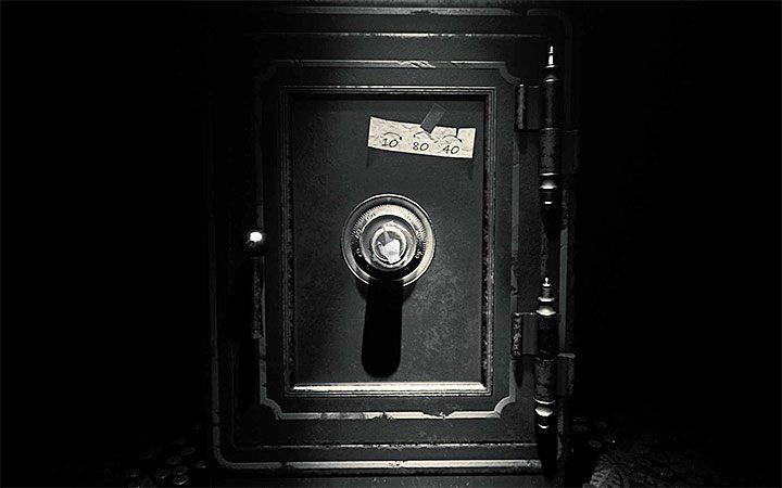 Dopiero po wejściu do skarbca możesz wejść w interakcję z sejfem - Zagadka z sejfem   Rozwiązanie zagadki w Layers of Fear 2 - Layers of Fear 2 - poradnik do gry