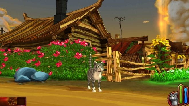 The Cat! Porfirio's Adventure
