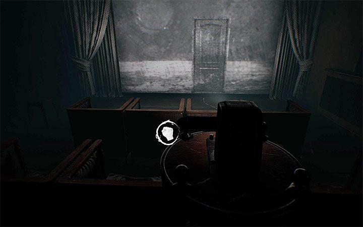 Подойдите к проектору и взаимодействуйте с ним - головоломка с проектором Решение загадки в Layers of Fear 2 - Layers of Fear 2 - Руководство по игре