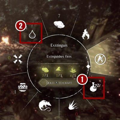 На этапе VII Мели рассказывает, как создать Devorantis [2] - меня обнаружили - что делать?   Основы игры A Plague Tale - Чумная история Innocence - Руководство по игре и прохождение игры
