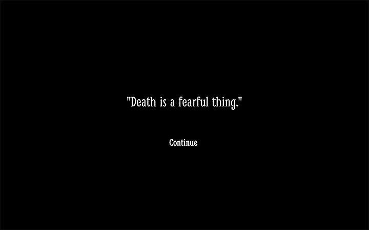 Tak, w niektórych scenach życie sterowanej postaci znajdzie się w niebezpieczeństwie - Layers of Fear 2 - poradnik do gry