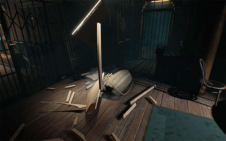 1 - Пазл с замком   Решение загадки в Layers of Fear 2 - Layers of Fear 2 - Руководство по игре