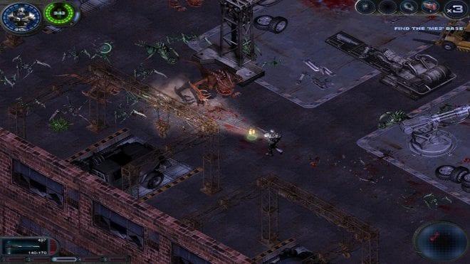Игры, похожие на Alien Shooter-2