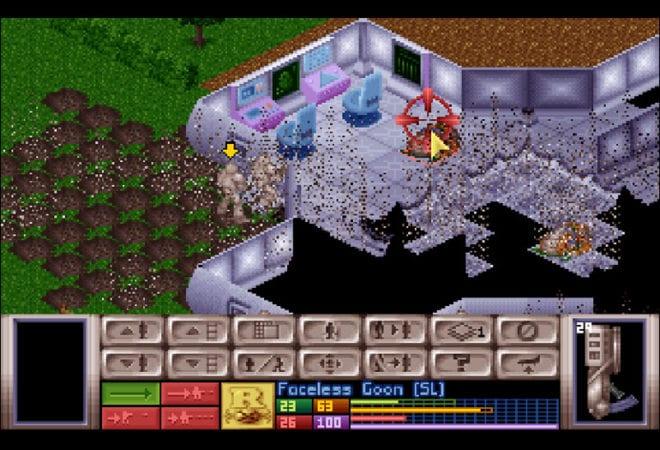 X-COM: UFO Defence (UFO: Enemy Unknown)