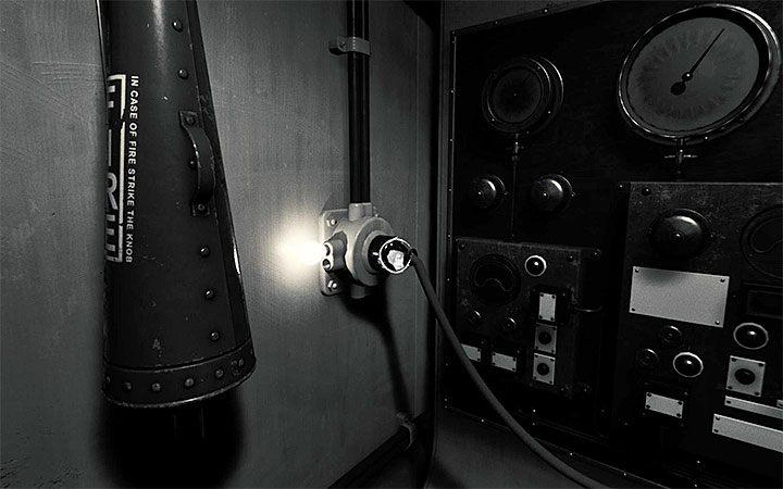 1 - Риддлер в машинном отделении   Решение загадки в Layers of Fear 2 - Layers of Fear 2 - Руководство по игре