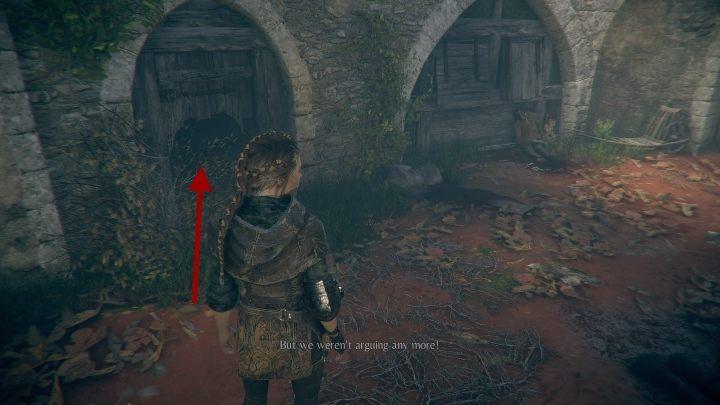 Вы можете найти фигуру рыцаря, противостоя Хьюго - курьезы Секреты в игре Чумная история невинности - Чумная история невинности - Руководство по игре и прохождение игры