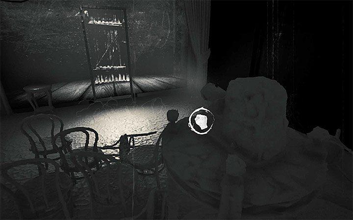 Клетка с правой дверью (рисунок выше) - Вторая загадка с проектором   Решение загадки в Layers of Fear 2 - Layers of Fear 2 - Руководство по игре