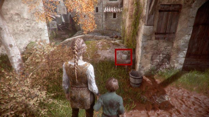 Вы можете найти второй секрет от старой леди, которая спасла вас - Clerva - Curiosities Секреты в игре Чумная история невинности - Чумная история невинности - Руководство по игре и прохождение игры
