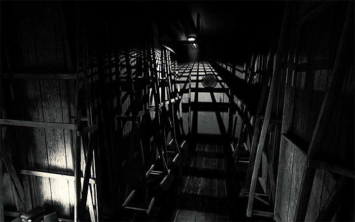 Черно-белый фильтр автоматически появляется в определенных сценах игры - Layers of Fear 2 - Руководство по игре