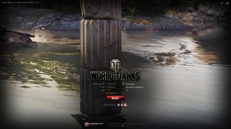 Jak zacząć grać wWorld of Tanks