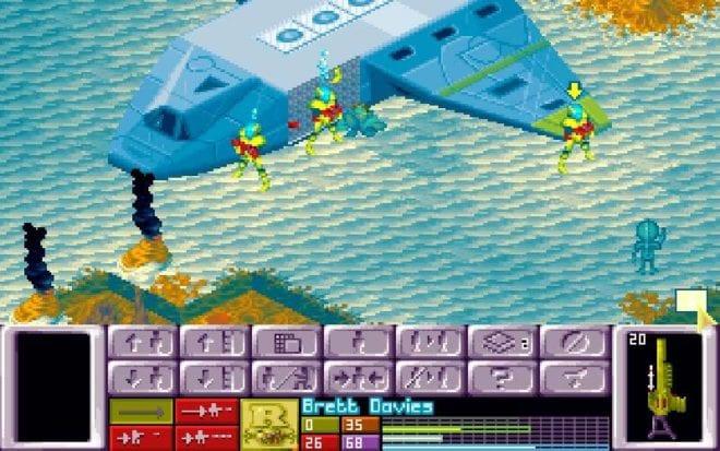 X-COM: TERROR FROM THE DEEP
