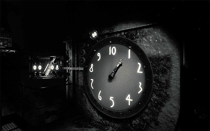 Ваша задача - остановить руку манекена в течение следующих часов, которые складываются друг с другом - Головоломка с часами Решение загадки в Layers of Fear 2 - Layers of Fear 2 - Руководство по игре