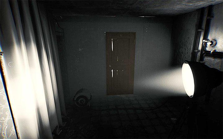 Вы дойдете до места решения головоломки после завершения длинного раздела, посвященного предотвращению ветра - загадке с помощью кабеля и ванны. Решение загадки в Layers of Fear 2 - Layers of Fear 2 - Руководство по игре