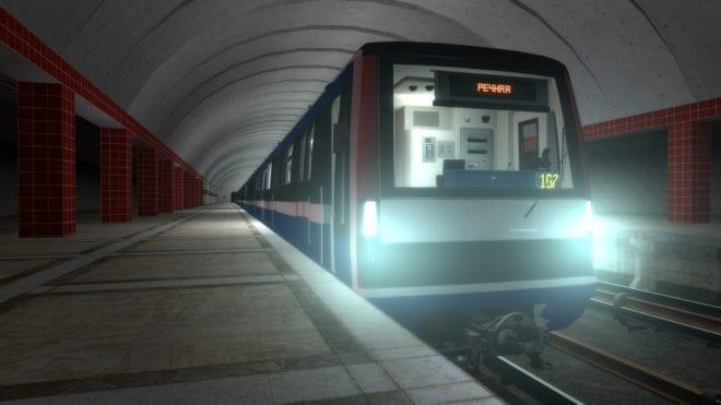 Metrostroi: Subway Simulator