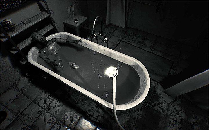 1 - Загадка с кабелем и ванной Решение загадки в Layers of Fear 2 - Layers of Fear 2 - Руководство по игре
