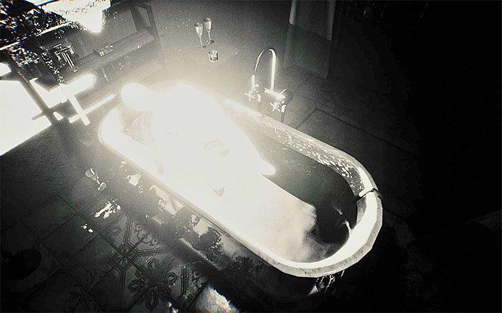 Иди с кабелем возле ванны - Загадка с кабелем и ванной Решение загадки в Layers of Fear 2 - Layers of Fear 2 - Руководство по игре